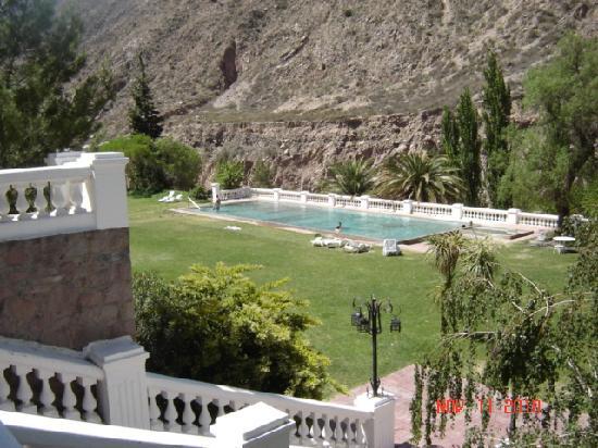 Hotel & Spa Termas Cacheuta: Descanso