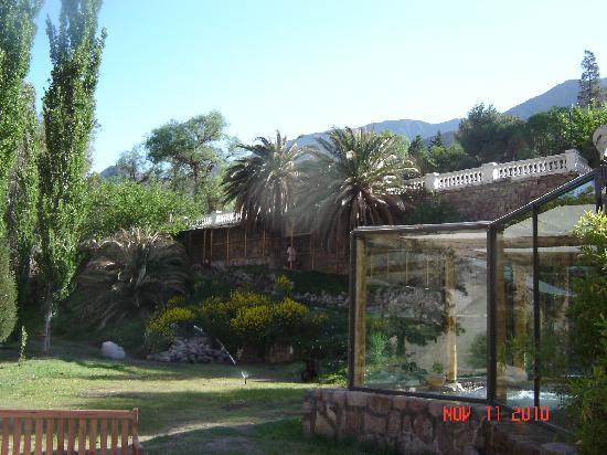 Hotel & Spa Termas Cacheuta: General