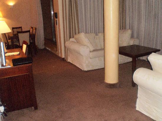Hotel Kuracyjny Spa & Wellness: lounge