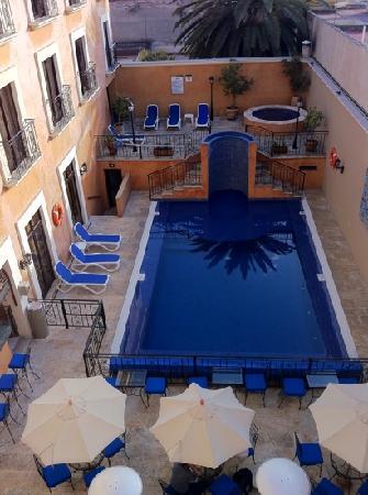 Holiday Inn Express Centro Historico Oaxaca: look from the room