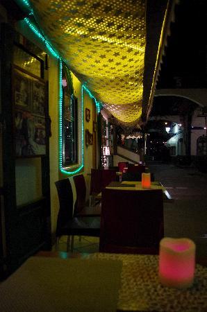 Caravaggio Italian Restaurant & Pizza: outside