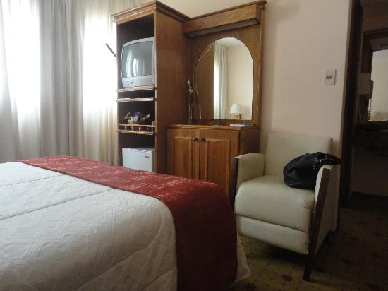 Hotel Remanso: O quarto
