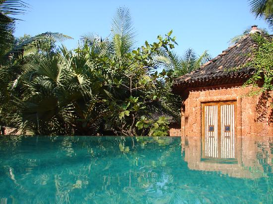 Raman Cottages: Pool