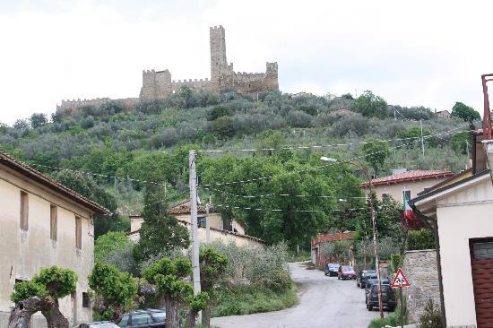 La Carreccia: Montecchio close-by