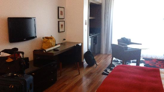 Fierro Hotel Buenos Aires: our very nice room at the fierro