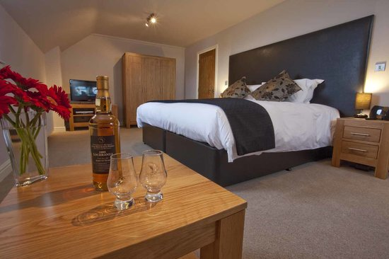 Bruichladdich, UK: Master Suite accommodation