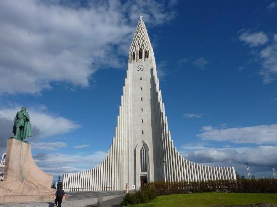 Reykjavik, Islândia: Hallgrímskirkja