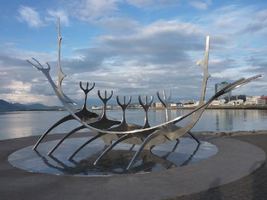 Reykjavik, Islândia: Sólfar