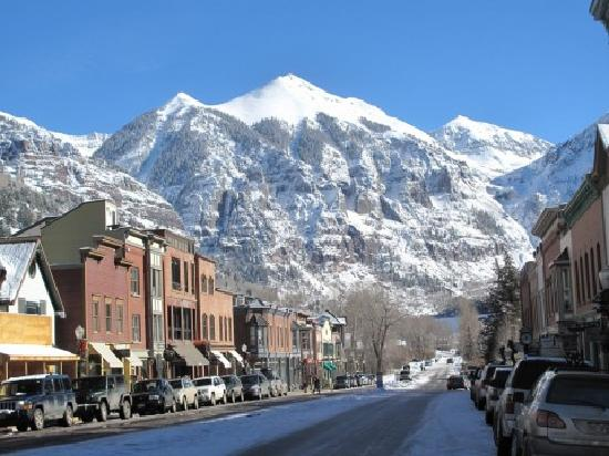 The Victorian Inn: Lovely downtown Telluride