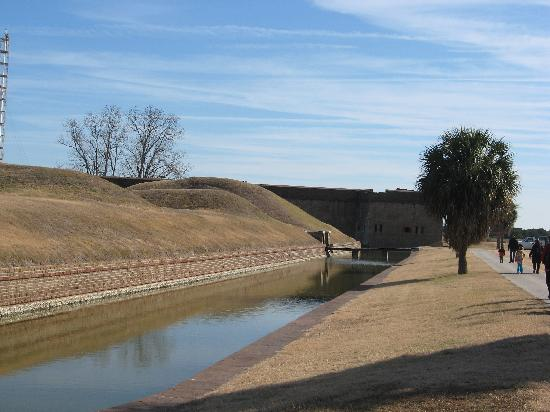 Savannah, GA: Ft. Pulaski