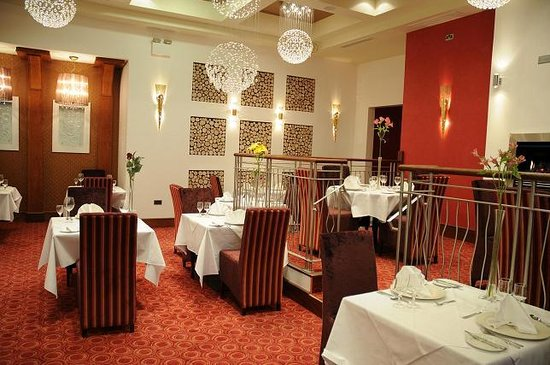 Mill Times Hotel Westport: Temptations Restaurant