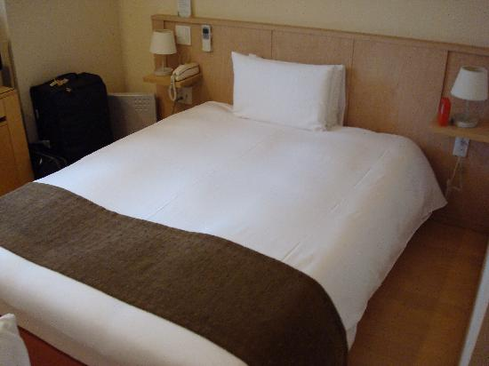 Arietta Hotel Osaka: Double room - bed