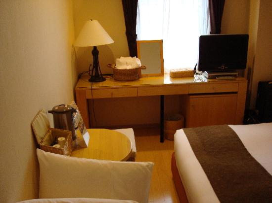 Arietta Hotel Osaka: Double room
