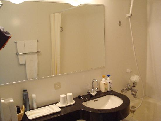 Hotel Park Side : Bathroom