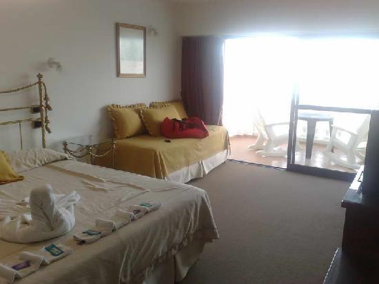 Atlantico Hotel : Suite 1