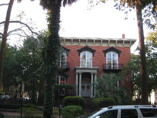 Mercer Williams House Museum: house
