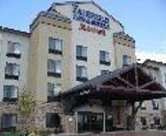 Fairfield Inn & Suites Sevierville Kodak Thumbnail