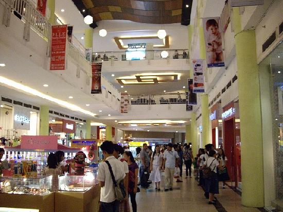 Davao City, Philippines: ガイサノモール内