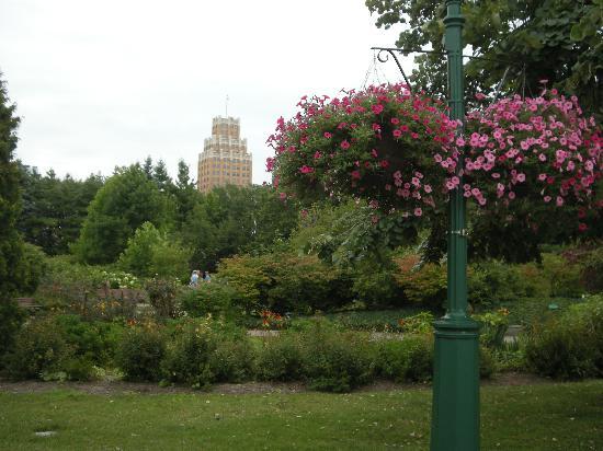 Cataratas del Niágara, Canadá: Gardens