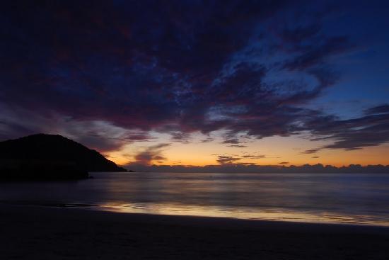 Pueblo Bonito Mazatlan: beach from hotel