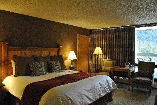 Keystone Lodge & Spa: King room