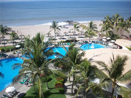 Sea Garden Nuevo Vallarta: view from room 2