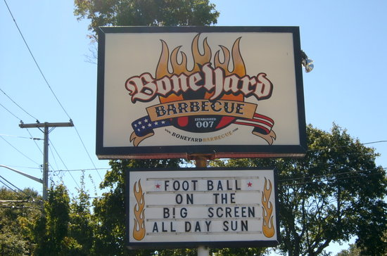 Boneyard Barbecue Saloon