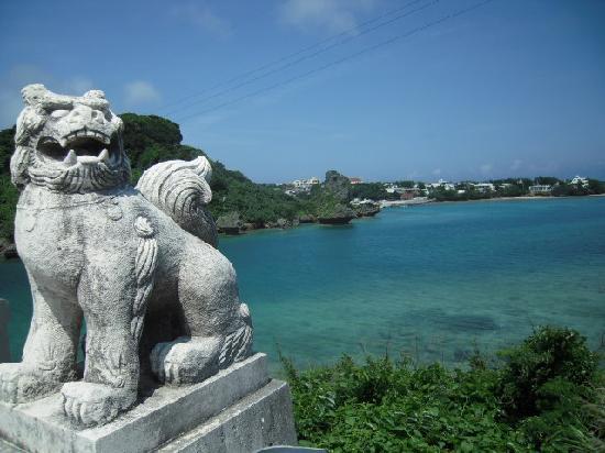 Οκινάβα, Ιαπωνία: 海キレイ!
