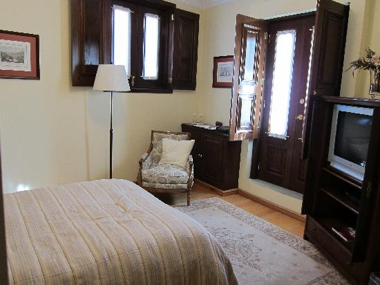 Villa Maria Cristina Relais & Chateaux: Eugenia room