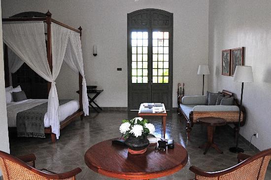 Hotel Amantaka: Suite 15