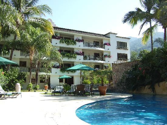 Casa Iguana Hotel: Casa Iguana Courtyard
