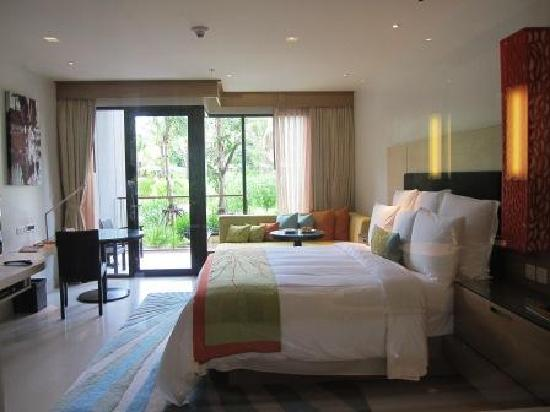 Renaissance Phuket Resort & Spa : お部屋全体
