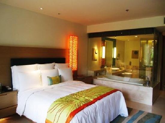 Renaissance Phuket Resort & Spa: ベッド