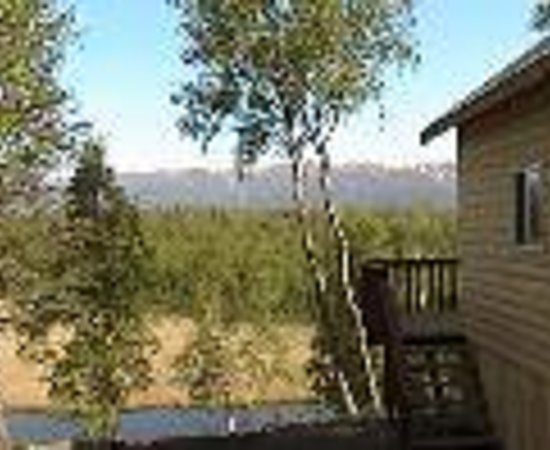 Alaska Creekside Cabins : Creekside Cabins Thumbnail