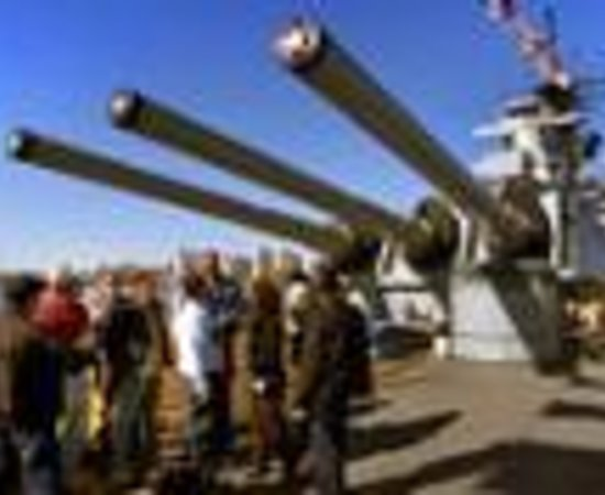 Battleship new jersey camden campground reviews for Dining near bb t center