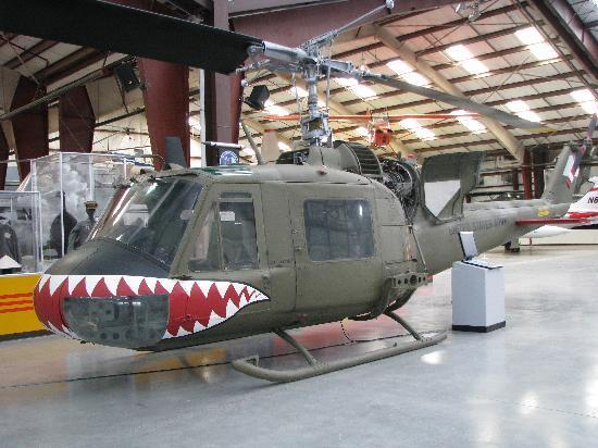 Pima Air & Space Museum : Museum Aircraft