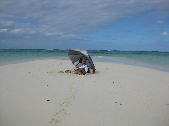 Royal Davui Island Resort: Sand spit picnic