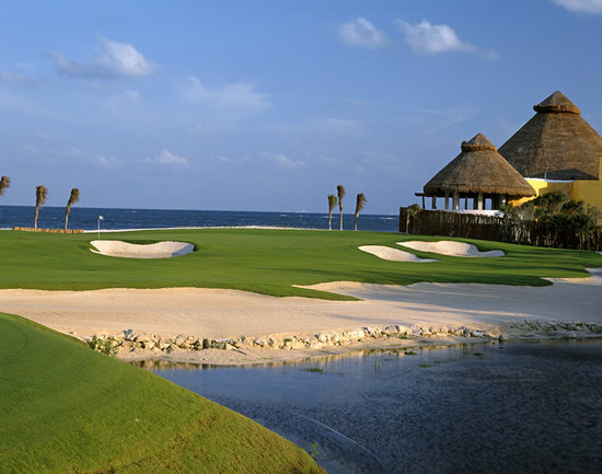 El Camaleon Mayakoba Golf Club: #7