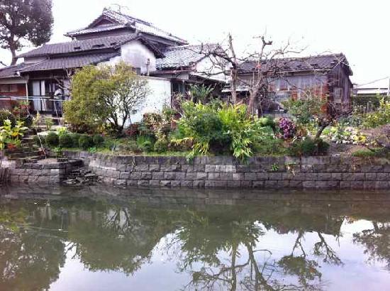 Yanagawa Ohana : Stroll along Yanagawa