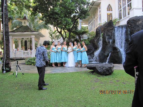 Honolulu, HI: 結婚式の風景