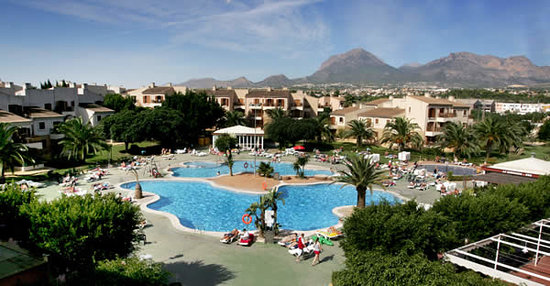 Albir Garden Resort: Albir Garden Pools