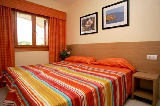 Albir Garden Resort: Apartment Room