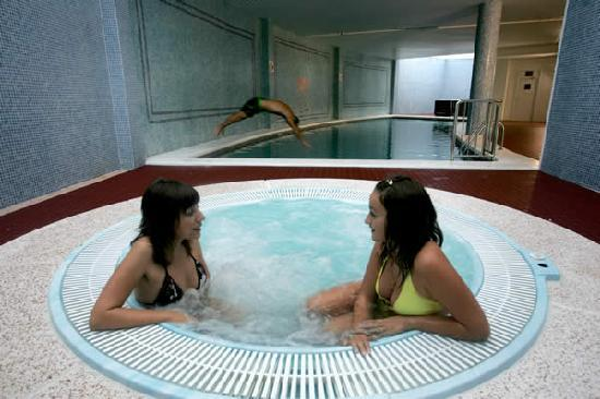 Albir Garden Resort: SPA - Jacuzzi