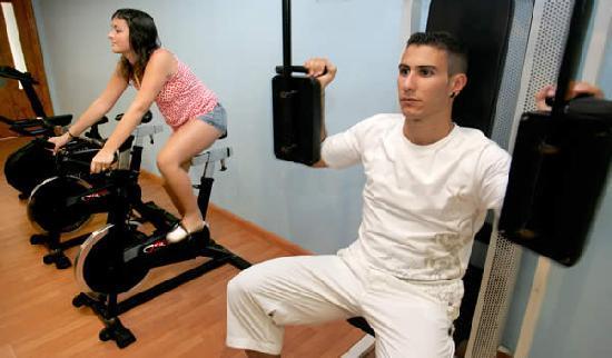Albir Garden Resort: Gym