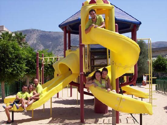 Albir Garden Resort: Children club