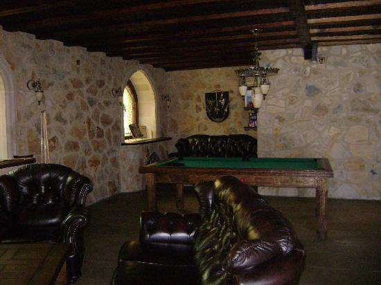 La Toison d'Or : Hotel Aubergue Toison D'Or - Hall