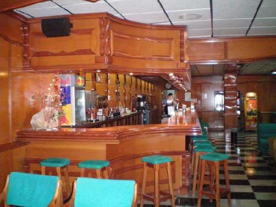 Agua Azul Hotel : Bar