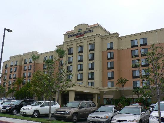 SpringHill Suites Los Angeles LAX/Manhattan Beach: EXTERIEUR