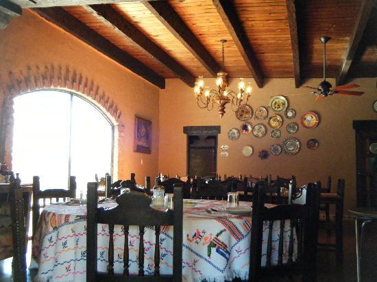 Sala de estar y comedor picture of hotel mision for Sala de estar y comedor