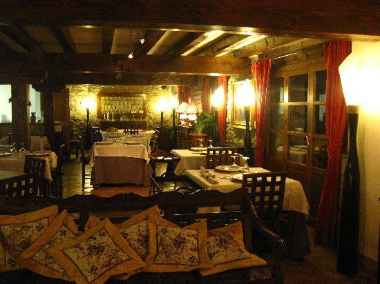 Zozaia, España: Restaurante